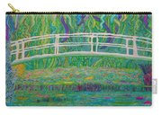 Water Lillies Carry-all Pouch