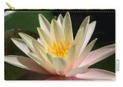 Water Lilly 1 Carry-all Pouch