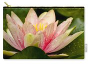Water Lilly At Eye Level Carry-all Pouch