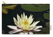 Water Lilly  Carry-all Pouch by Saija  Lehtonen