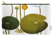 Water Lily, 1613 Carry-all Pouch