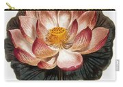 Water Lily, 1806 Carry-all Pouch