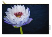 Water Lily #3 Carry-all Pouch