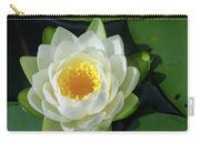 Water Lily 3437 Carry-all Pouch