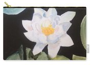 Water Lily 4 Carry-all Pouch
