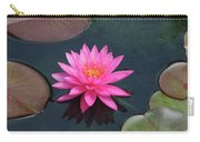 Water Lily - Afternoon Delight Carry-all Pouch