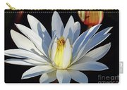 Water Lily At Dusk Carry-all Pouch