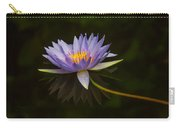 Water Lily Close Up Carry-all Pouch