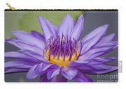 Water Lily Director George T Moore Carry-all Pouch