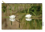 Water Lily Duet Carry-all Pouch