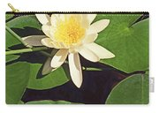 Water Lily I V Carry-all Pouch
