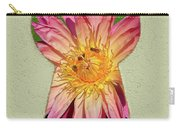 Water Lily Keyhole Carry-all Pouch