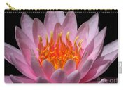 Water Lily On Fire Carry-all Pouch