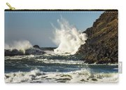 Water Meets Rock Carry-all Pouch