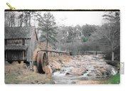 Old Mill Near Atlanta, Ga. Carry-all Pouch
