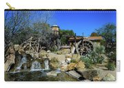 Water Mill - Old Tucson Arizona Carry-all Pouch