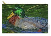 Water Off A Ducks Back Carry-all Pouch