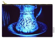 Water Pitcher And Bowl Still Life Carry-all Pouch