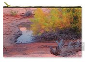 Magic Puddle At Canyon Lands Carry-all Pouch