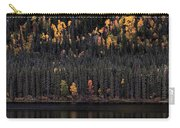 Water Reflections In Autumn Carry-all Pouch