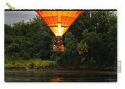 Water Scraping Hot Air Balloons Carry-all Pouch