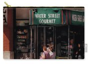 Water St Gourmet Deli  Carry-all Pouch