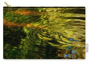 Water Swirl Carry-all Pouch