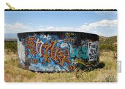 Water Tank Graffiti Carry-all Pouch
