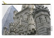 Water Tower And Sears Tower Carry-all Pouch
