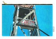 Water Tower Carry-all Pouch by Glenda Zuckerman