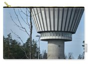 Water Tower Of Lohja  Station Carry-all Pouch