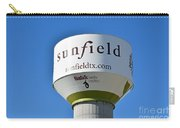 Water Tower - Sunfield Texas  Carry-all Pouch