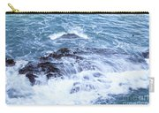 Water Turmoil Carry-all Pouch by Richard J Thompson