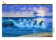 Water Unicorns Carry-all Pouch