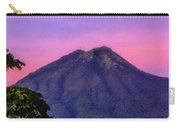 Water Volcano, Guatemala Carry-all Pouch