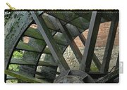 Water Wheel At Graue Mill, Oakbrook, Illinois Carry-all Pouch
