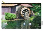 Water Wheel Duck Pond Carry-all Pouch