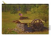 Water Wheel House Carry-all Pouch