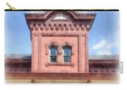 Waterbury Vermont Train Station Carry-all Pouch