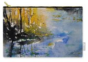 Watercolor 010101 Carry-all Pouch