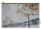 Watercolor 010103 Carry-all Pouch
