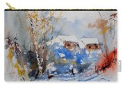 Watercolor  011020 Carry-all Pouch