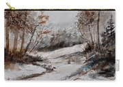 Watercolor 017051 Carry-all Pouch