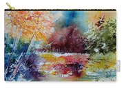 Watercolor 140908 Carry-all Pouch