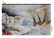 Watercolor 15823 Carry-all Pouch