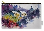 Watercolor 231207 Carry-all Pouch by Pol Ledent