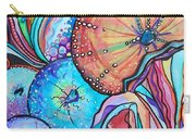 Watercolor #4 Sea Urchins Carry-all Pouch
