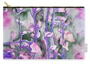 Watercolor - Cherry Blossoms Carry-all Pouch