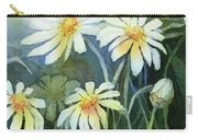 Daisies Flowers  Carry-all Pouch