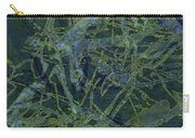 Edition 1 Watercolor Moss Carry-all Pouch